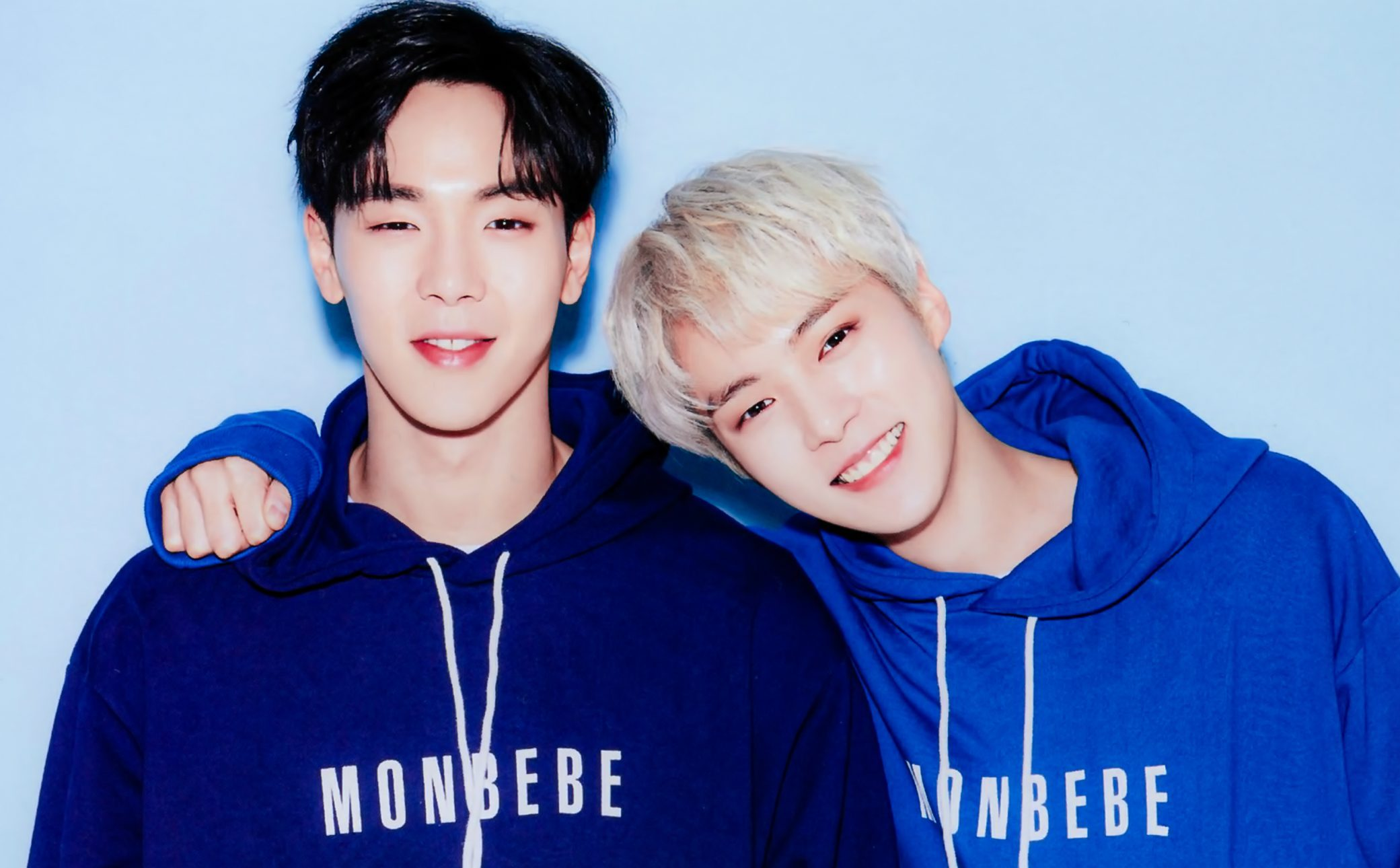 MONSTA X's Shownu And Minhyuk To Reveal Their Sweet Webtoon OST Single Soon