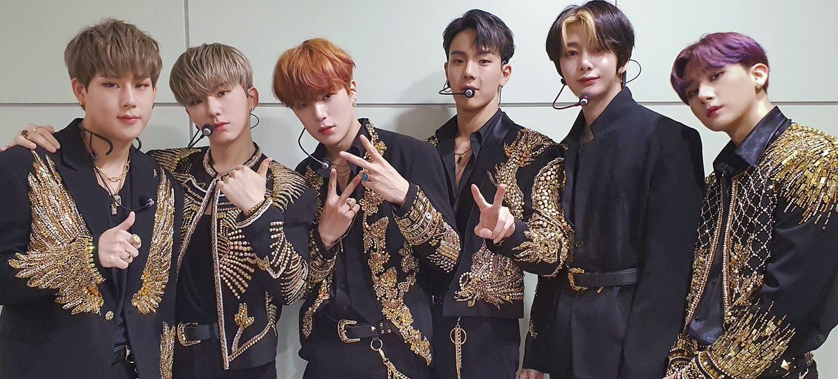 MONSTA X Reveal Fun Behind-The-Scenes Footage Of Their Recent Online Concerts