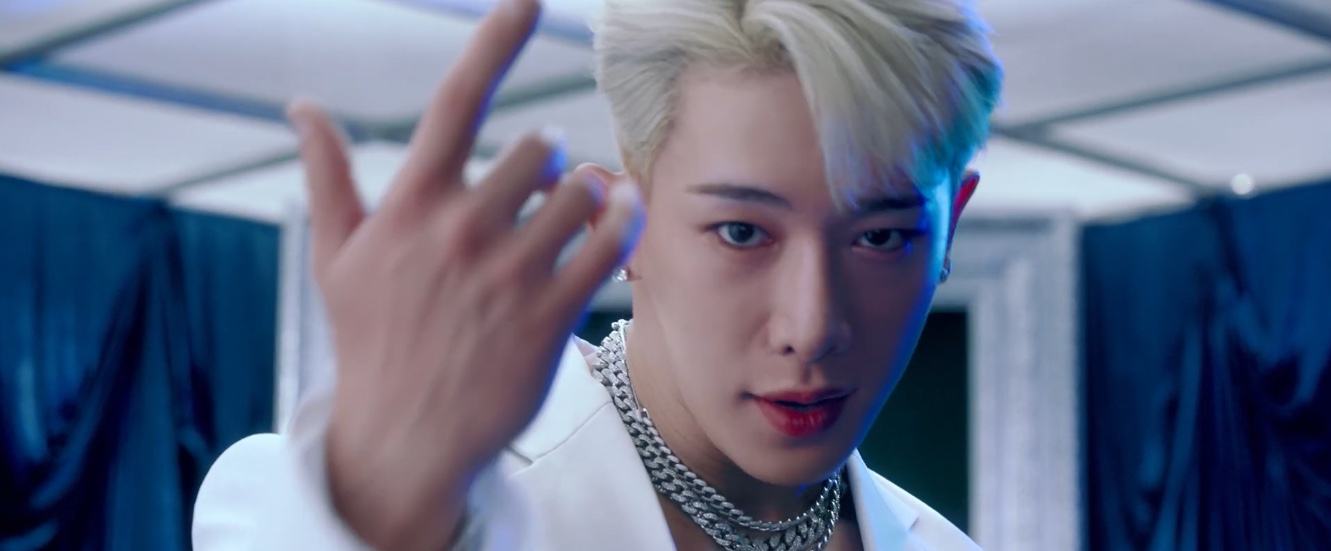 "Wonho Redefines Versatility With His Debut Album ""Love Synonym"""