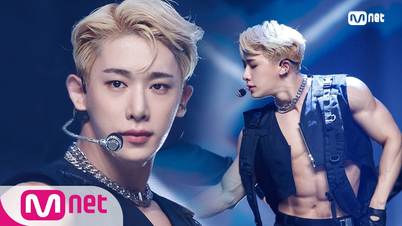 """Wonho Exudes Confidence In A Phenomenal Performance On """"M Countdown"""""""