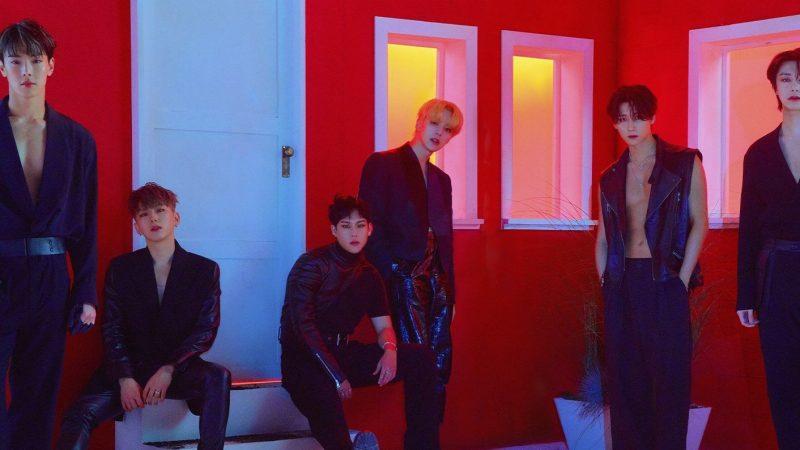"MONSTA X Tops Hanteo Global Chart For November With ""FATAL LOVE"""
