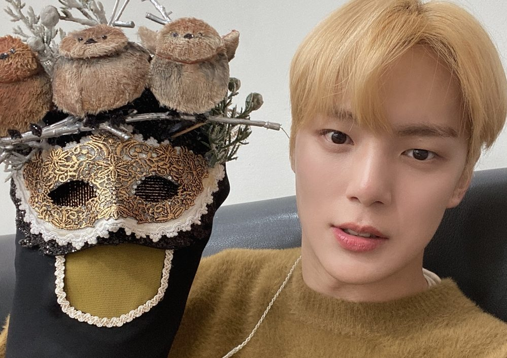 """MONSTA X's Minhyuk Talks About His Impressive Appearance On """"King of Mask Singer"""""""