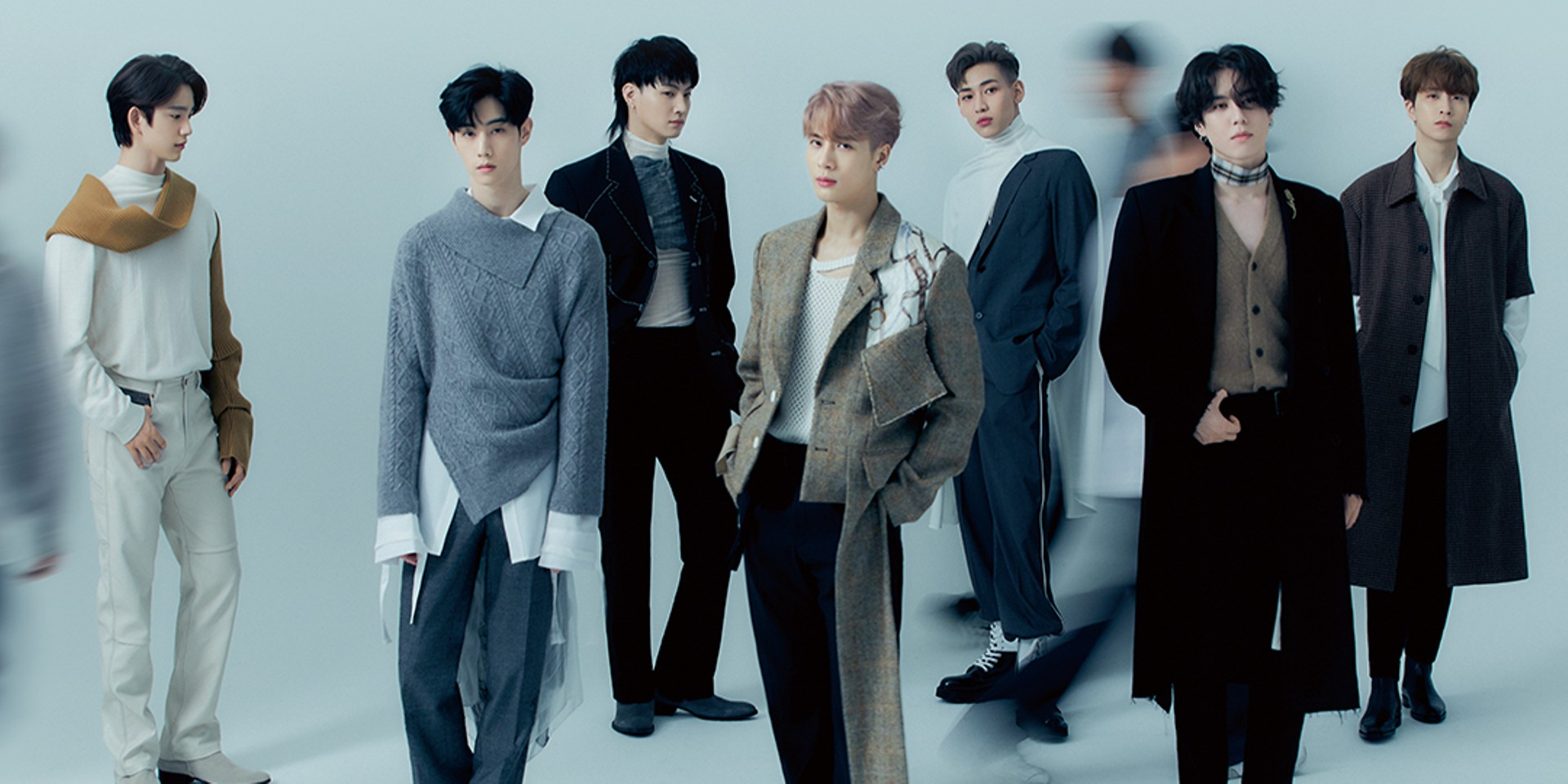 GOT7 Bids Farewell To JYP Entertainment