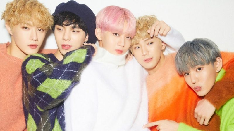 """CIX Dazzles In A Striking Music Video For Their Track """"Cinema"""""""