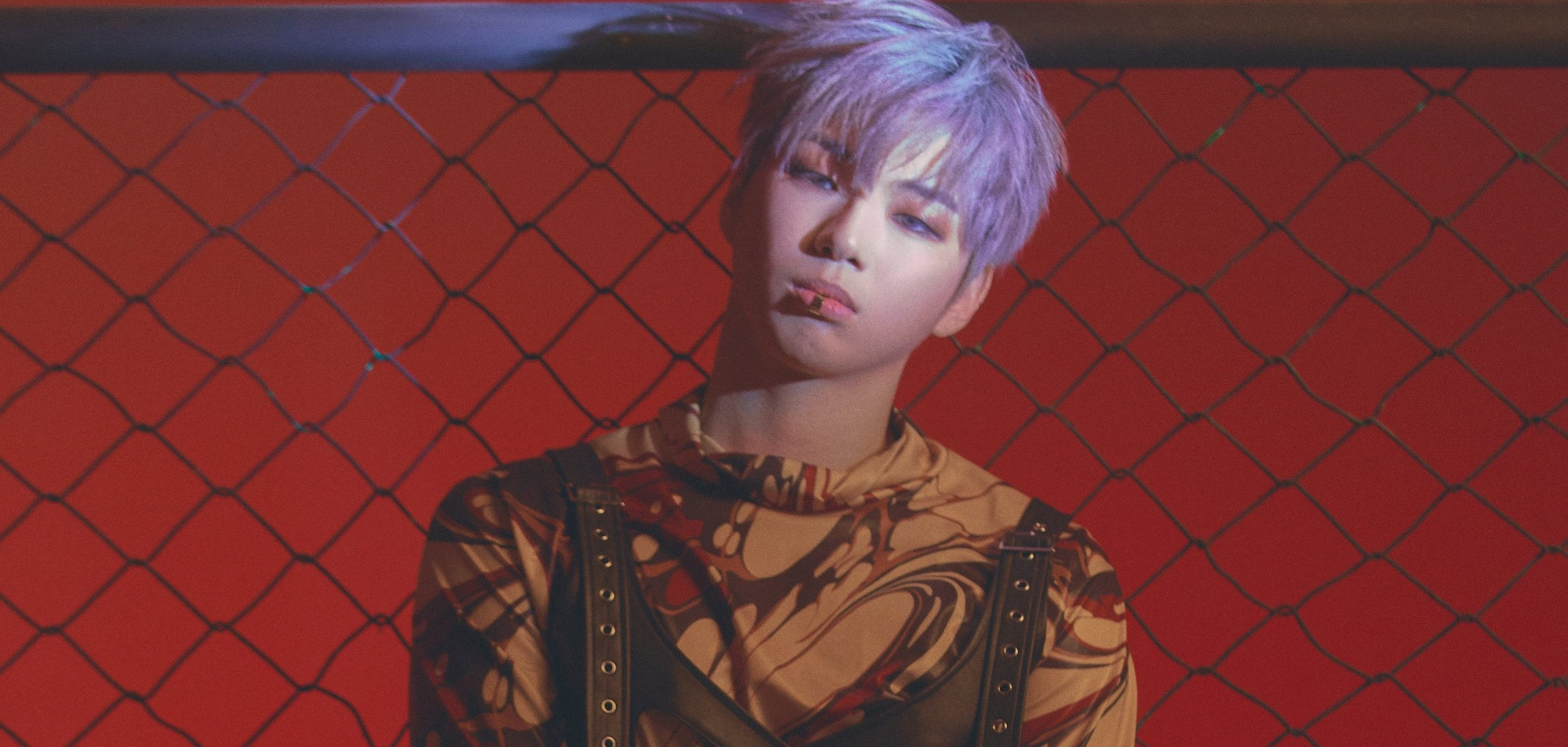 "Kang Daniel Drops A Fiery First MV Teaser For ""PARANOIA"""