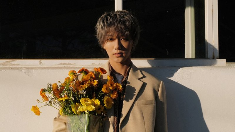 """Super Junior's Yesung Tops iTunes Charts With His New Solo Album """"Beautiful Night"""""""