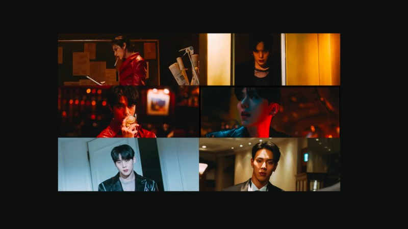 """MONSTA X Bewitches In A Gripping MV Teaser For """"GAMBLER"""""""