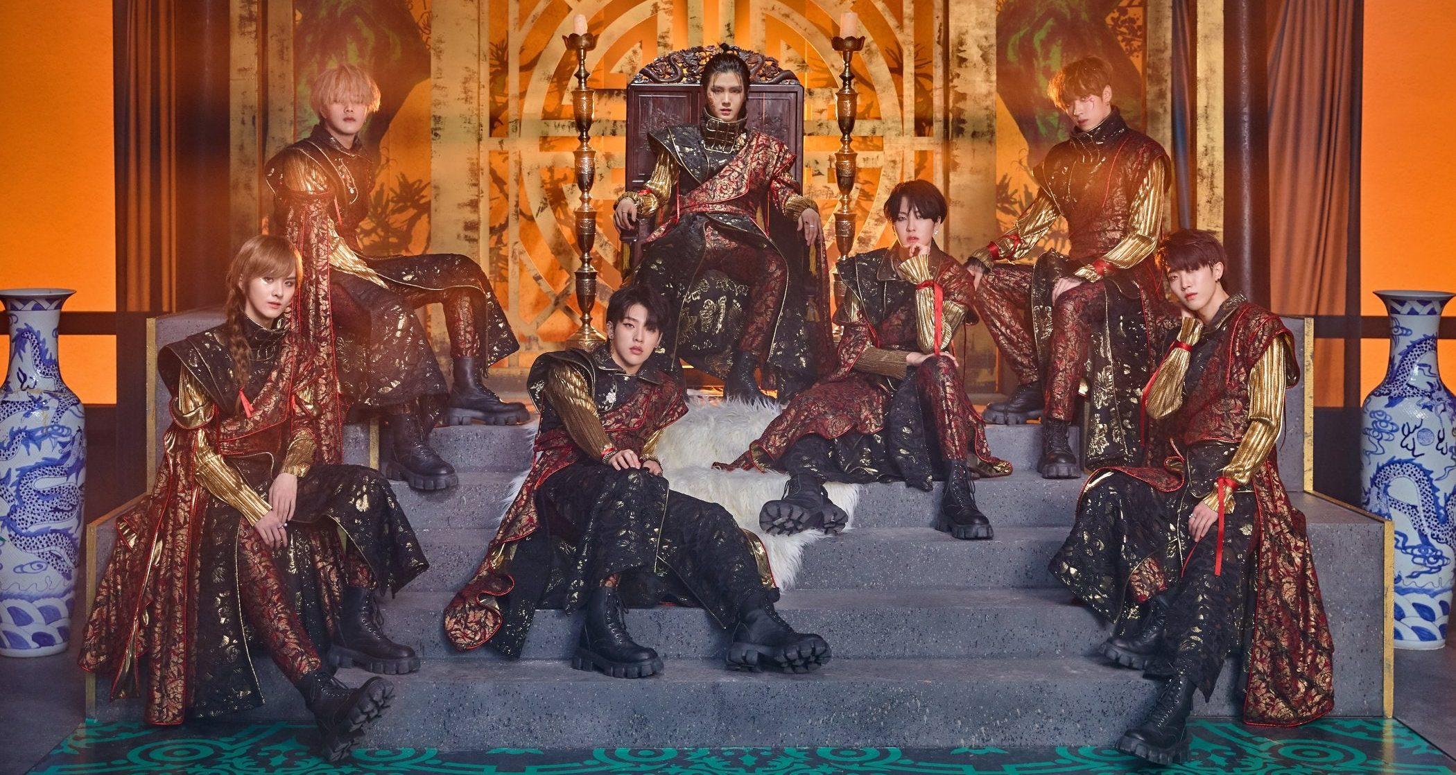 KINGDOM Enters Billboard's World Digital Song Sales Chart