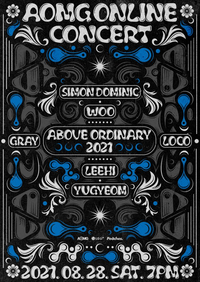 AOMG - Above Ordinary 2021 Poster