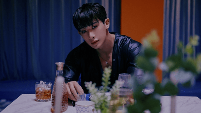 """Wonho Unfolds A Packed Scheduler For His 2nd Mini-Album """"Blue Letter"""""""