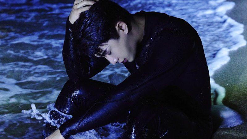 "Wonho Unfolds A Loaded Track List For ""Blue Letter"""