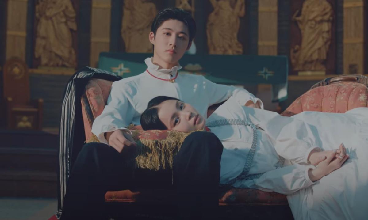 "Lee Hi Captivates With A Compelling MV Teaser For ""Savior (Feat. B.I)"""