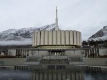 Pretty picture of the Provo Temple