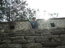 ancient Korean fortress