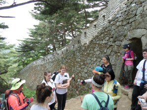 Devotionals along the hike