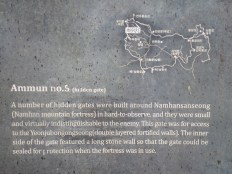 history of the fortress gates
