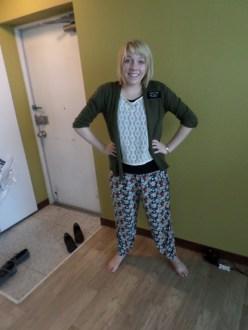 Wearing Grandma Pants