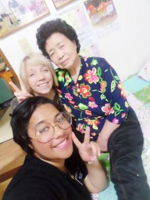 Our favorite Korean grandma