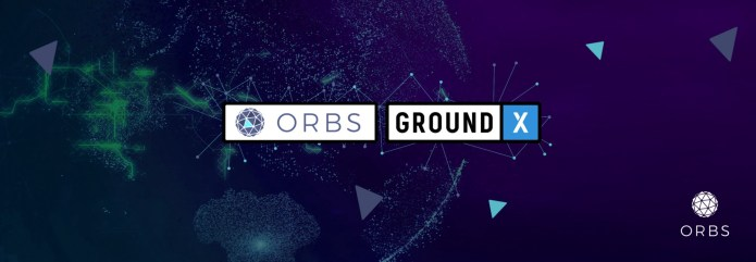 Ground X and Orbs