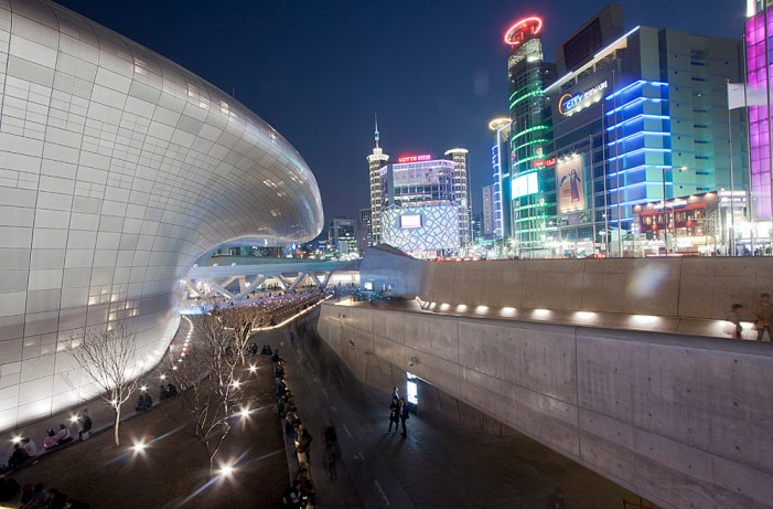 Places to Visit in Seoul Dongdaemun
