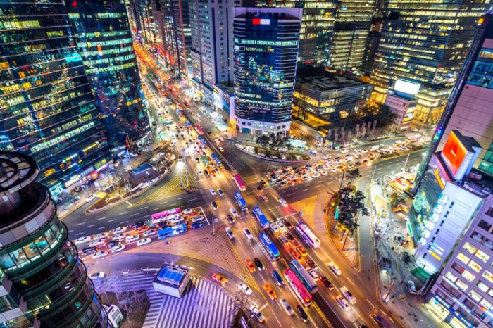 Places to Visit Seoul Gangnam