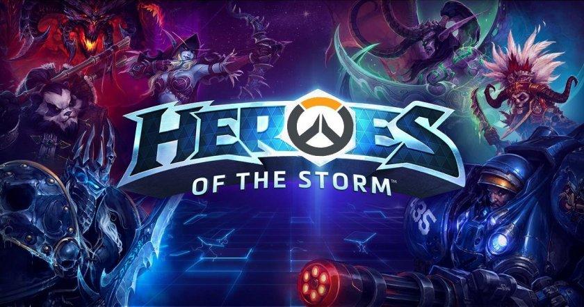 Hero's of the Storm Esports in Korea