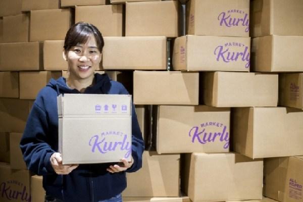 Female founder in South Korea