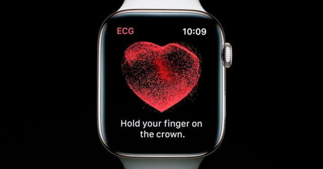 la funcion de electrocardiogramas del apple watch ya esta disponible