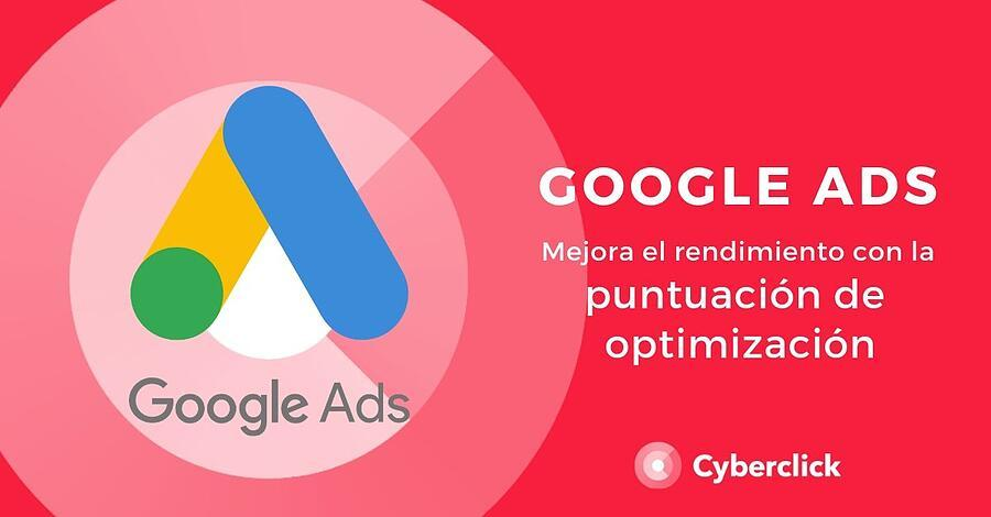 Google Ads Puntuacion De Optimizacion