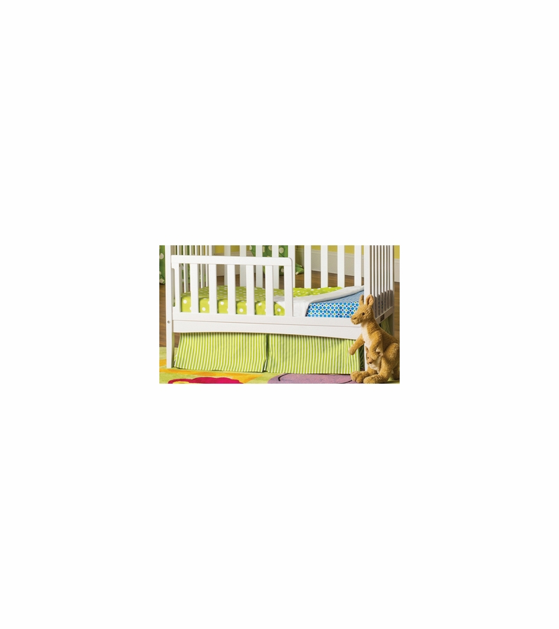 Child Craft London Toddler Bed Rails Matte White Whats