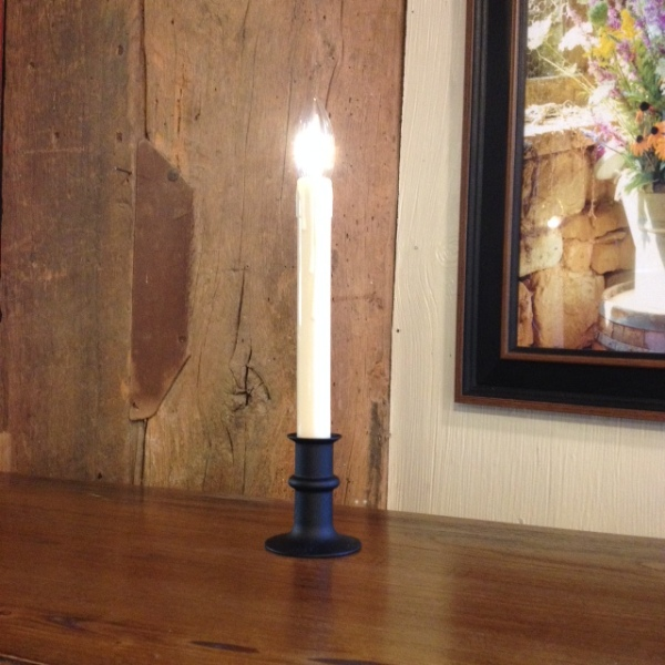 Window Candle Battery Operated Dual Intensity Candle