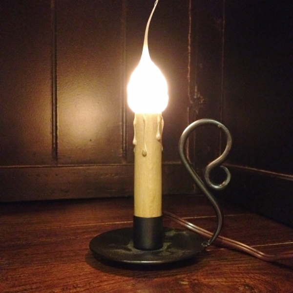 Window Candle Electric Vintage Candleholder Candle