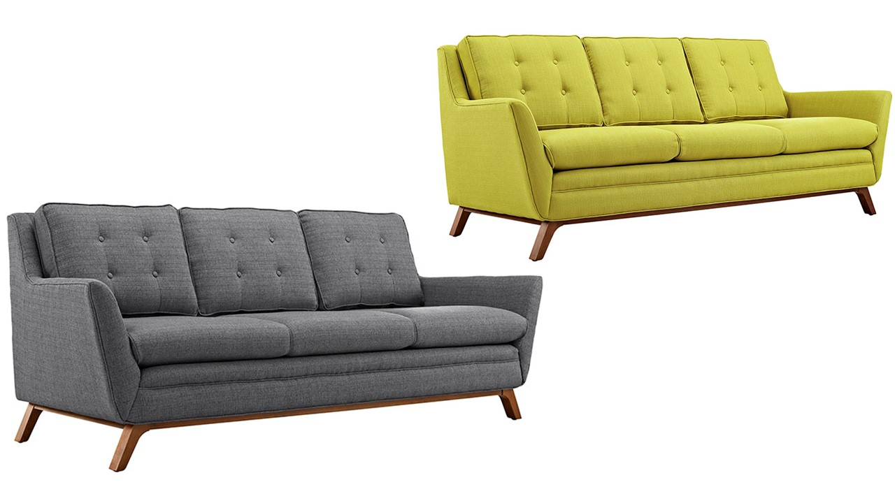 Classic Upholstered Fabric Sofa Living Room EEI 1800 DC Furniture Stores