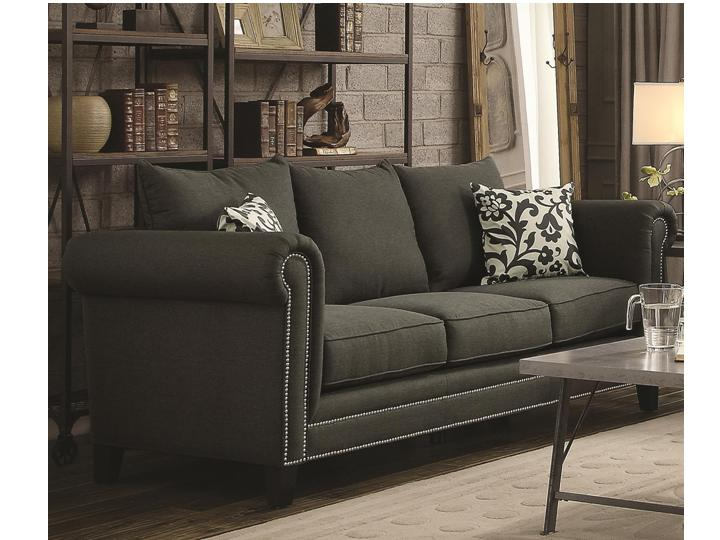 Contemporary Sofa Couch Classic Living Room Classic