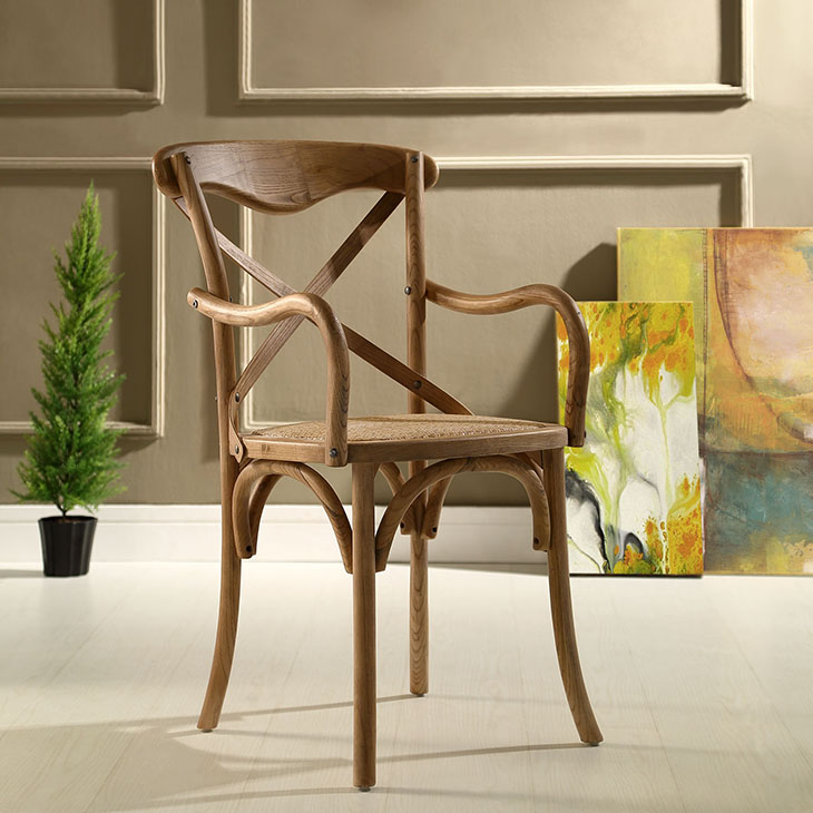 Modern Arm Chair Dining Chair EEI 1538 Dining Room Set VA Furniture Stores
