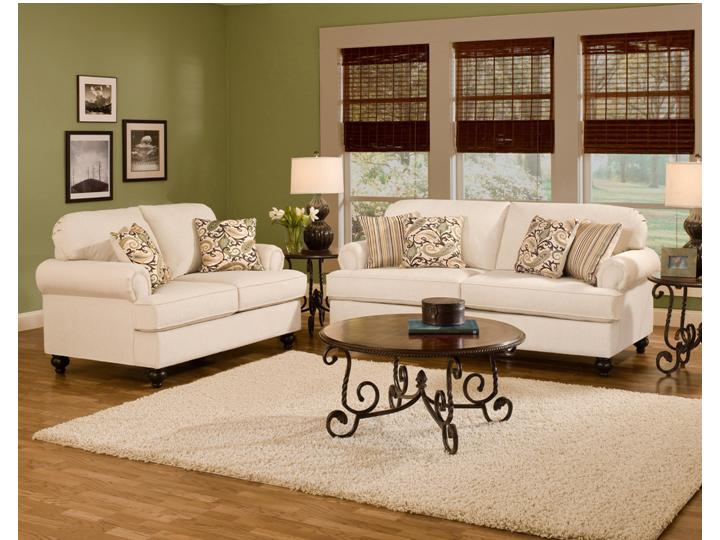 Modern Made In USA Living Room Sofa 2010 30 5 Year Warranty On Sale VA Furniture Stores