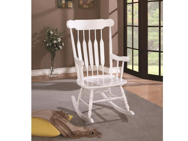 Modern Rocking Chair Wooden Living Room DC Classic Furniture Stores