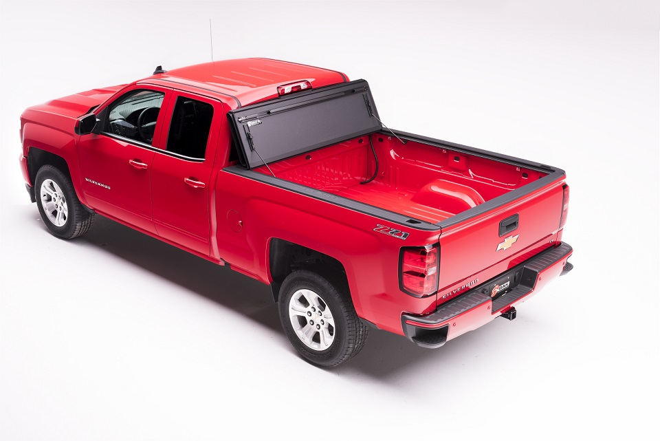 Bakflip Mx4 Hard Folding Tonneau Covers For Chevy And Gmc