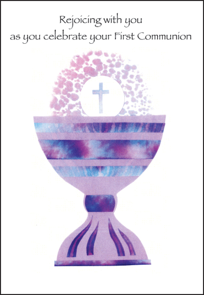 Buy 1st Communion Greeting Cards For Less It Takes Two Inc