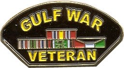 Gulf War Veteran Lapel Pin