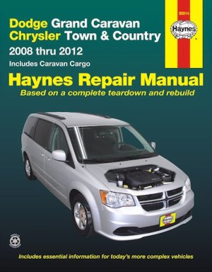 Dodge Grand CaravanChrysler Town & Country 20082012
