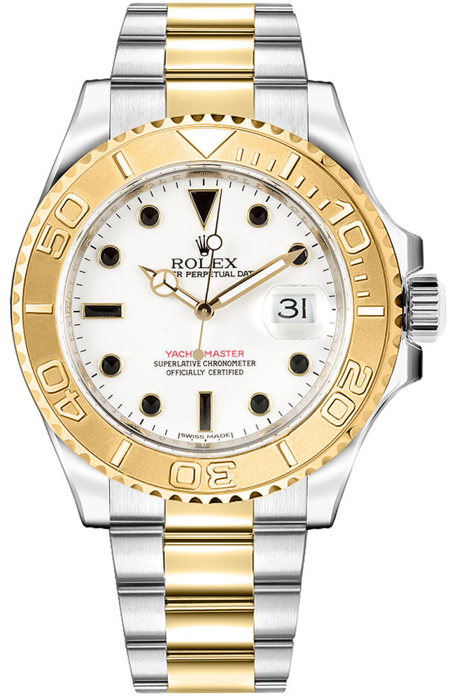 16623 Rolex Yacht Master Automatic Chronometer Gold