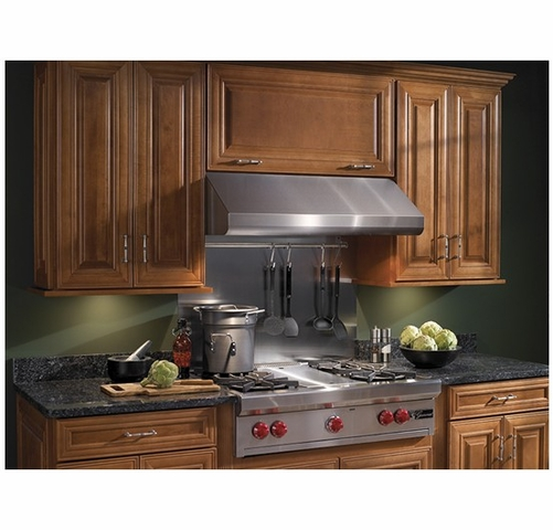 e6436ss broan 36 under cabinet range hood with 600 cfm internal blower and pro style dishwasher safe baffle filters stainless steel