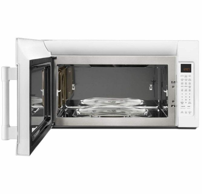 range microwave oven with 1000 cooking