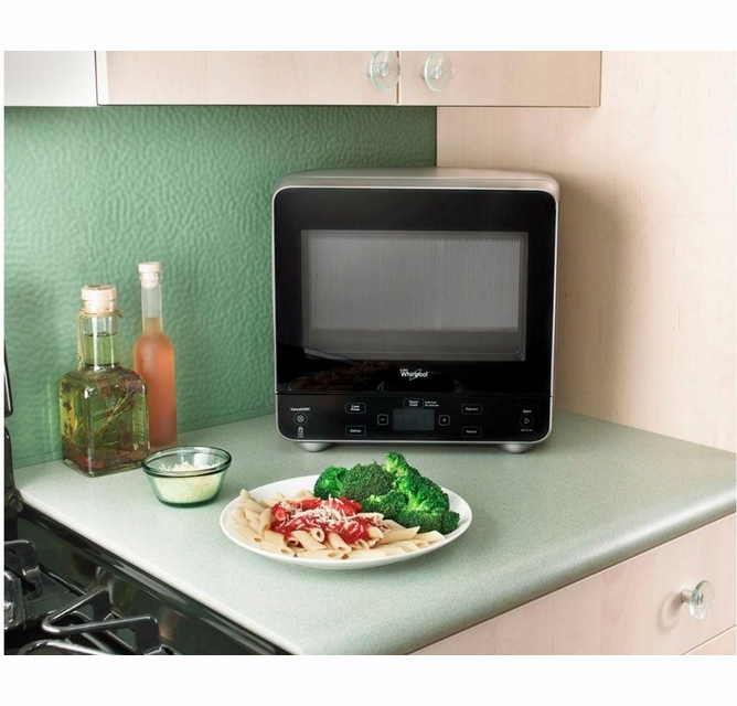 wmc20005yd whirlpool 0 5 cu ft countertop microwave oven universal silver