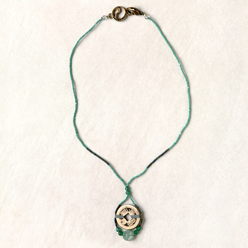 Energy Muse Wish Necklace Womens Apparel At Vickerey