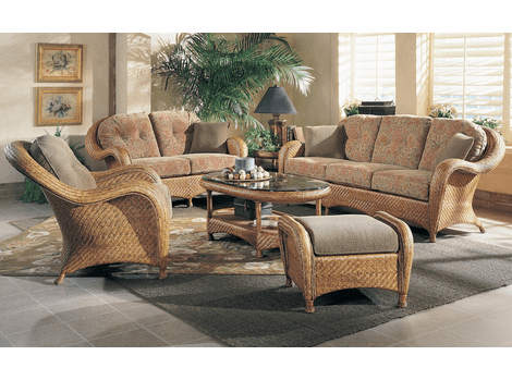 Wicker Furniture Sets   Collections Bermuda Wicker Collection