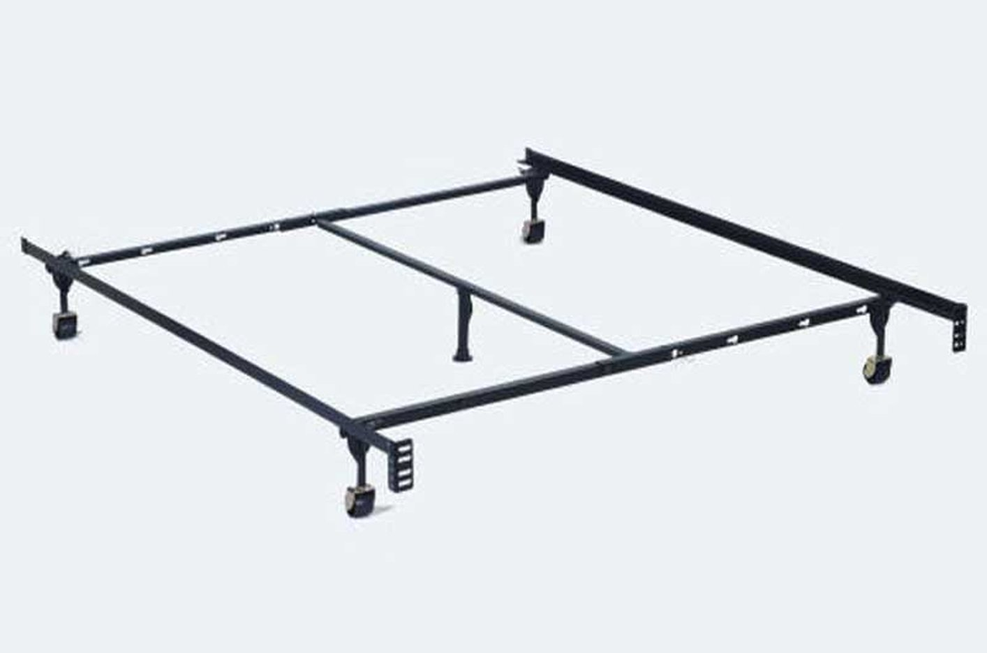 Metal Twin Full Queen Adjustable Bed Frame