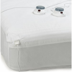 Soft Heat Heated Mattress Pad Queen