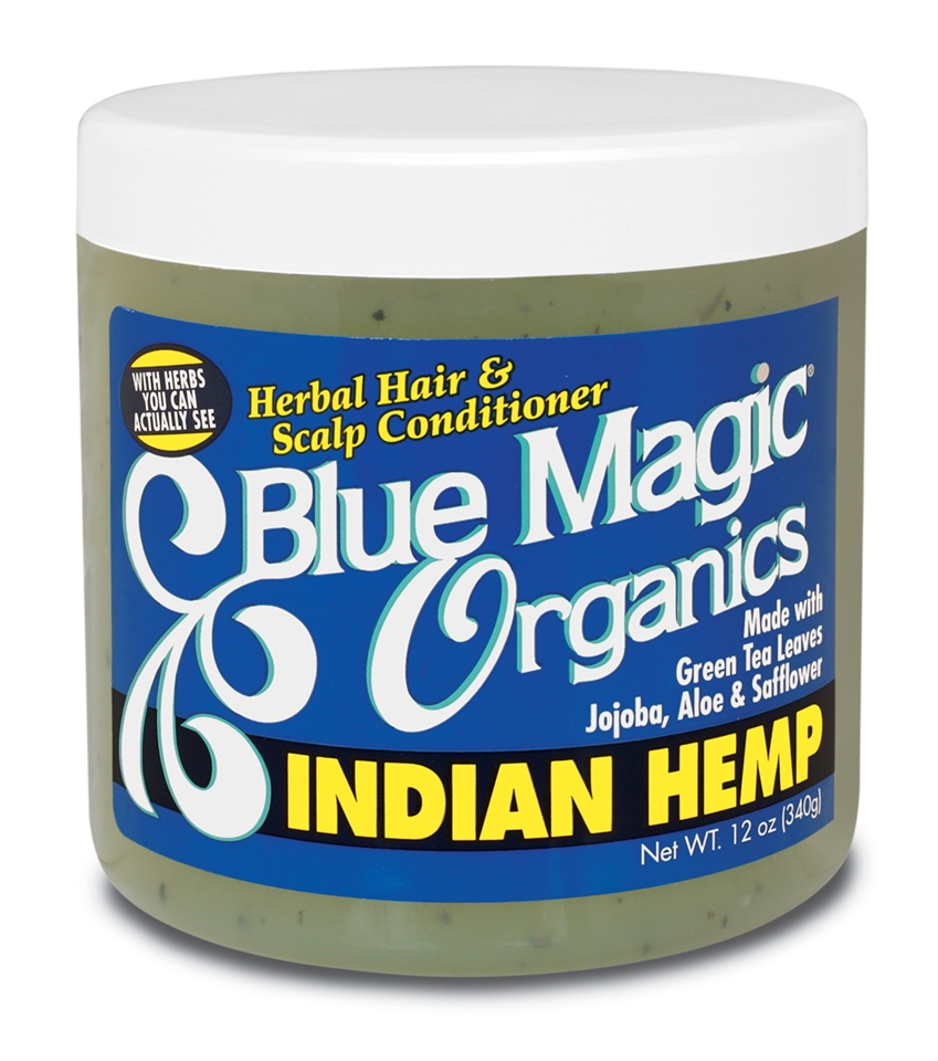 BLUE MAGIC INDIAN HEMP AFRICAN AMERICAN HAIR PRODUCTS